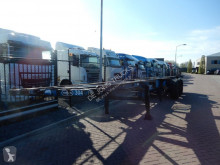 semi remorque Van Hool 40 FT chassis / BPW axles