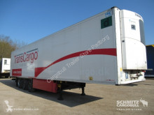 semi remorque Schmitz Cargobull Tiefkühlkoffer Multitemp Doppelstock Trennwand