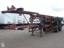 Ackermann FRUEHAUF 40 FT DOUBLE TIRES spring suspension semi-trailer