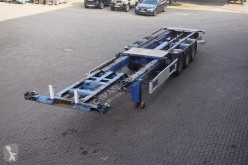 semi remorque Renders Container Chassis 3-assig/ 45ft. 20,2x20,30,40