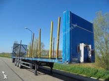 semi remorque Schmitz Cargobull PLatform / Steel Bars - Rungen / BPW Axles / Drumbrakes