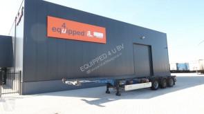 Krone 40FT HC, hinten-ausziehbar, BPW, NL-Chassis semi-trailer