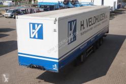 trailer Fruehauf Gesloten bak 3-assig/ 13.6m