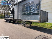 Metaco open laadbak 4 mtr Extendable, Disc brakes semi-trailer