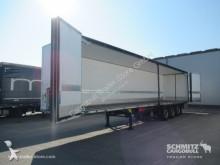 semirimorchio Schmitz Cargobull Trockenfrachtkoffer Faltwand Faltwandtür links