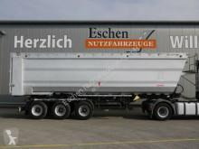 Kempf 49 m³ Alu Mulde, Pendelklappe, Getr. Schieber semi-trailer