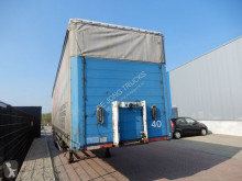 naczepa Schmitz Cargobull SPR 27 Curtain / Rollerbaan / Lift axle