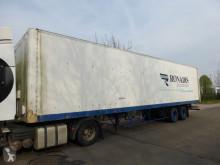 naczepa Fruehauf D33V1NLA LAMMES/SPRING/BLATT
