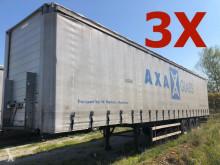 Groenewegen BPW - BACHER - FREINS TAMBOURS - TOP - 3X DISPO semi-trailer
