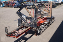Hammar Side loader 3-assig/ Liftas/ 45T semi-trailer