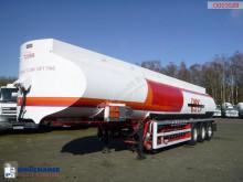 n/a Fuel tank alu 44.9 m3 / 6 comp + pump semi-trailer
