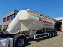 semi remorque Feldbinder EUT 40.3 / Lenkachse/Asse Sterzante