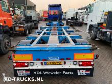 Broshuis D-Tec container chassis multi semi-trailer