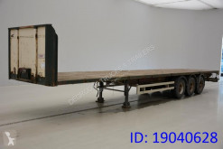 Kel-Berg flatbed semi-trailer