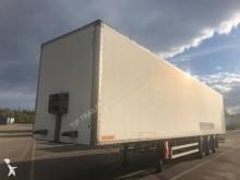 Fruehauf FOURGON 3 ESSIEUX semi-trailer