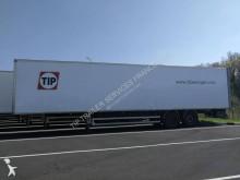 semirimorchio furgone Fruehauf