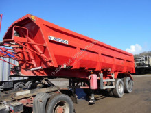 trailer dumper Metaco