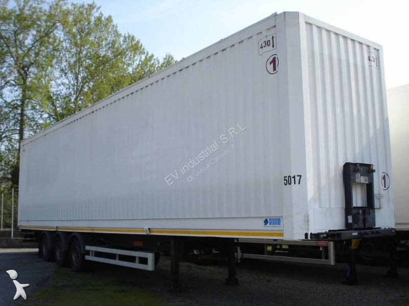 Zobaczyć zdjęcia Naczepa Rolfo Portacontainers con cassa mobile