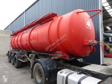 EKW tanker semi-trailer