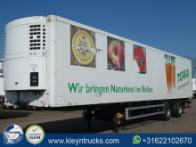 Ackermann mono temperature refrigerated semi-trailer