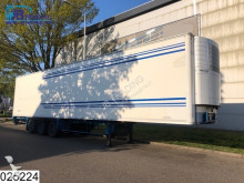 Chereau Koel vries 6 UNITS, Double loading floor, Disc brakes semi-trailer