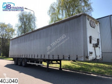Metaco Tautliner Steel suspension semi-trailer