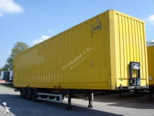 Rolfo Portacontainers con cassa mobile - (1615) semi-trailer