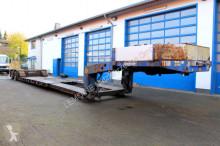 Goldhofer 2-Achs Tiefbett STZ-VL2-24/80A ausziehbar semi-trailer