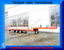 transport utilaje Möslein ST 3-Plato 9,4 3 Achs Satteltieflader Platofür F