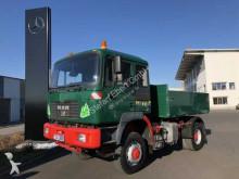 MAN 19.414 FA LS 4x4 L-Haus Kipphydraulik 58.000kg