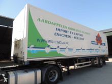 Floor FLO 12-102 Geisoleerde City Trailer semi-trailer