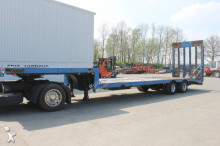 trailer Nooteboom 2 Assige Semi Dieplader