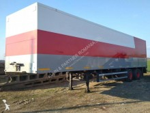 Floor moving box semi-trailer