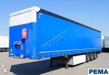semi remorque Schmitz Cargobull SCS Tautliner Edscha Palettenstaukasten PEMA 100757 SCS 24/L-13.62 EB