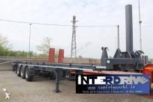 Piacenza semirimorchio porta container ribaltabile semi-trailer