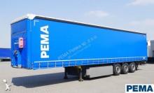 semirimorchio Schmitz Cargobull SCS Tautliner Edscha Palettenstaukasten PEMA 72997 SCS 24/L-13.62 EB