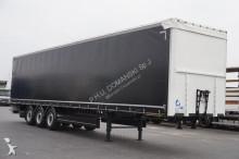 Berger FIRANKA / MASA WŁASNA 4870 KG / XL / MULTI LOCK semi-trailer