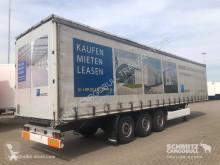 trailer Krone Curtainsider Coil
