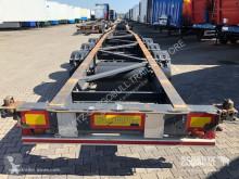 semi remorque Schmitz Cargobull Containerfahrgestell gekröpft