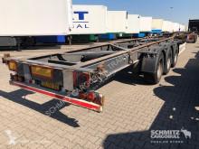 Schmitz Cargobull Containerfahrgestell gekröpft