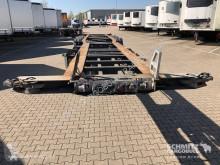semi remorque Schmitz Cargobull Containerfahrgestell Standard
