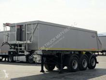 Langendorf TIPPER 26 M3 / LIFTED AXLE /ALUMINIUM MULD / semi-trailer