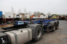 Asca CONTAINER 20' + LAMES semi-trailer