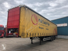 naczepa Pacton T3-001 CURTAINSIDE WITH SLIDING ROOF (SAF AXLES)
