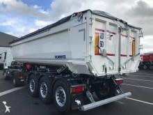 semirimorchio Schmitz Cargobull SKI Dispo sur parc actuellement - 25m3 - Portes universelles - Fond de 5 côtés 4 mm -