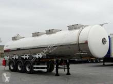 Magyar TANK TRAILOR / FOOD TANK / 4 CHAMBERS/ 34000 L / semi-trailer