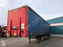 semi remorque Van Hool 3 B 2010 CURTAINSIDE (DRUM BRAKES / SAF AXLE)