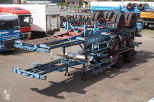 semirimorchio Blumhardt Container chassis 3-assig/ 40ft