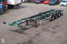 Renders Container chassis 3-assig/ 40ft, 45ft semi-trailer
