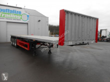 semi remorque Schmitz Cargobull Platform twistolocks - full steel/drum brakes - 30 pieces available